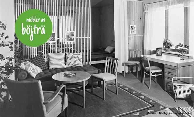 40 tals möbler
